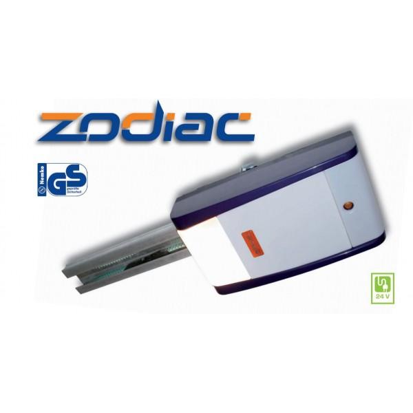 Kit moteur porte de garage zodiac rail de guidage for Programmation telecommande porte de garage normstahl