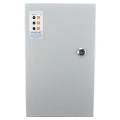 Alimentation chargeur 12V DC 5A en Coffret métallique avec ou sans batterie