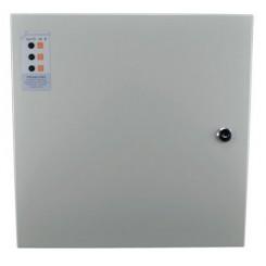 Alimentation chargeur 24V DC 5A en Coffret métallique avec logement batterie