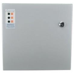Alimentation chargeur 12V DC A en Coffret métallique avec logement  batterie