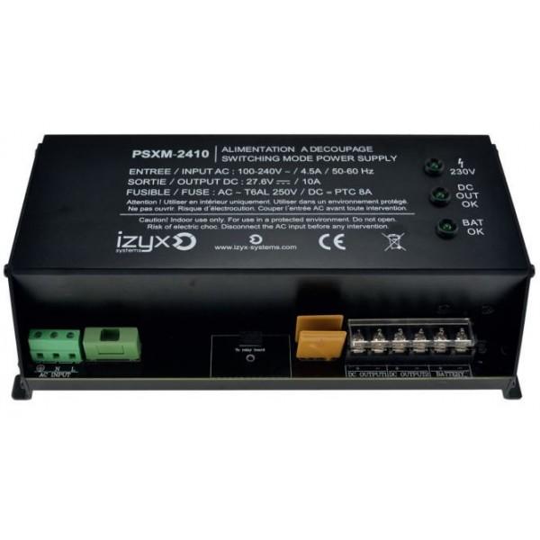 MODULES ALIMENTATIONS ET CHARGEURS de batterie 24V DC / 5A ou  10A,