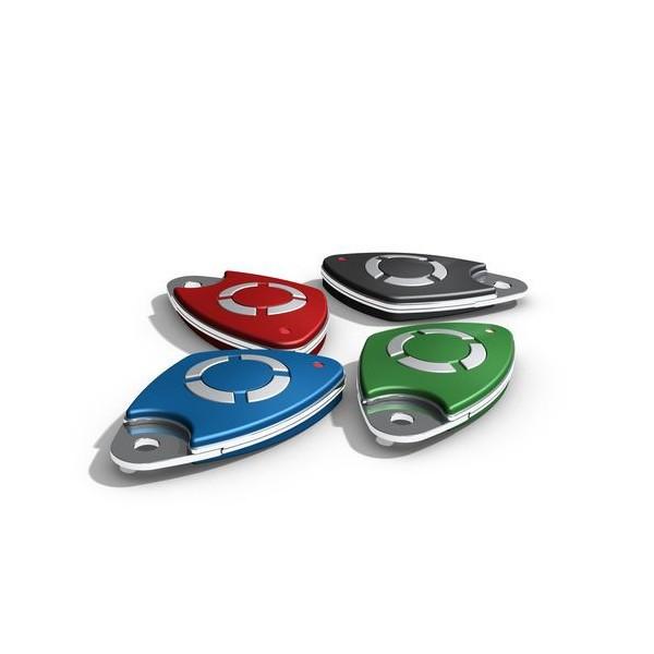 Télécommande badge 4 CANAUX INTRATONE