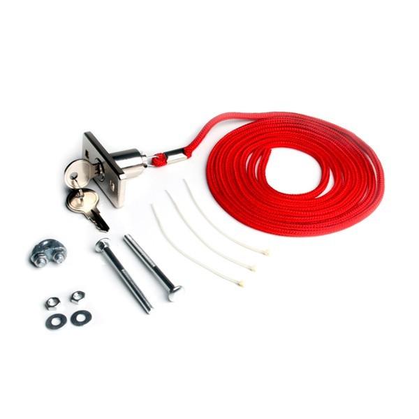 Kit pour le déverrouillage à l'extérieur pour les portes de garage