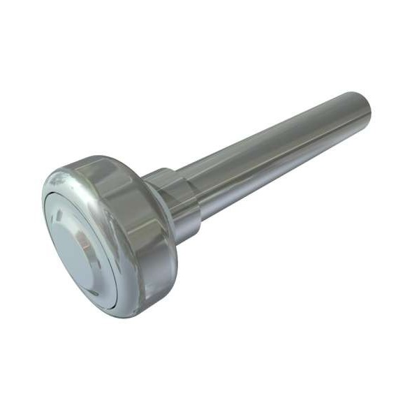 Roulettes 25.4 mm pour les portes sectionnelles de camion.