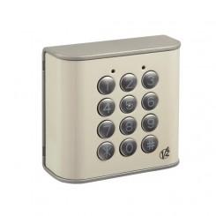 Claviers digitcode par radio ou filaires SIRMO DIGIT V2