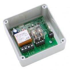 Récepteur universel externe 230V  WALLY pour PHOENIX  avec possibilité de commande de charges jusqu'à 1500W