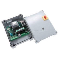 CITY6 la seul Armoire universe à controle ampèremétrique à commande digitale universel triphasé 230V-400V