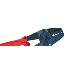 Pince à sertir les câble acier  Ø 2,5 mm à 5 mm