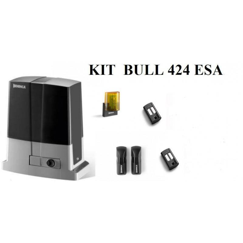 kit moteur bull 424 pas cher pour portail coulissant ekoenig domotique. Black Bedroom Furniture Sets. Home Design Ideas