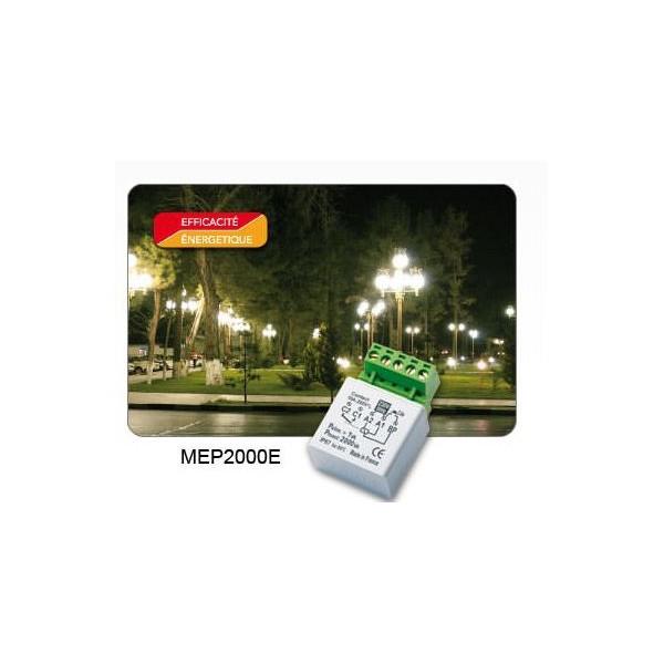MEP2000E : Micromodule Eclairage Public Encastrable 2000W
